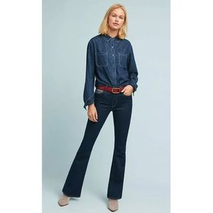 Anthropologie Levis Made & Crafted Flare Jeans